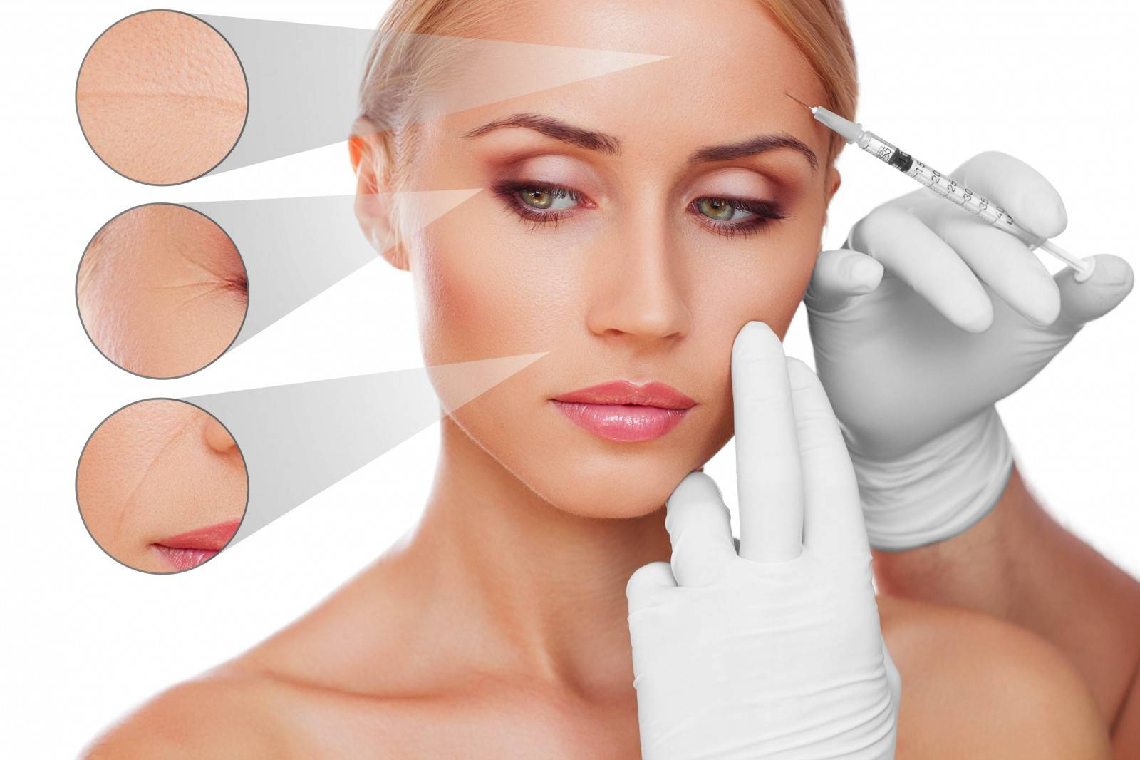 Процедура мезотерапии для лица