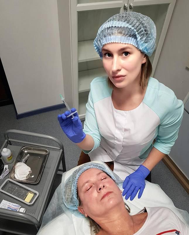 Процедура биоревитализация лица
