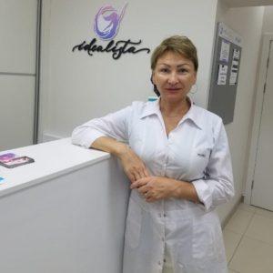 Марина Кирилловна Богданова
